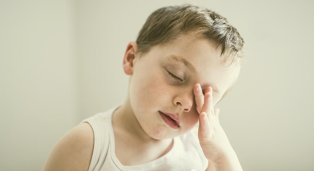 Acontecimentos que pueden alterar el sueño de los niños