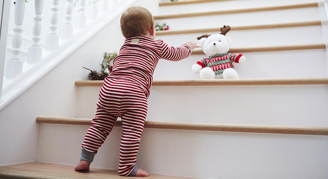 El deambulador: El bebé de 12 a 24 meses