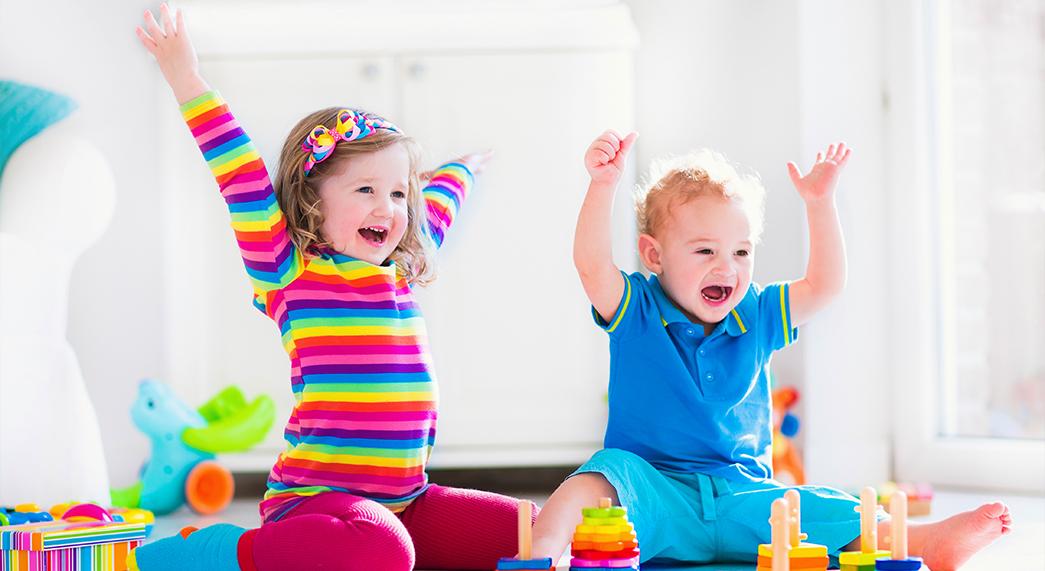 Ingresando al Jardín: El niño de 3 a 5 años