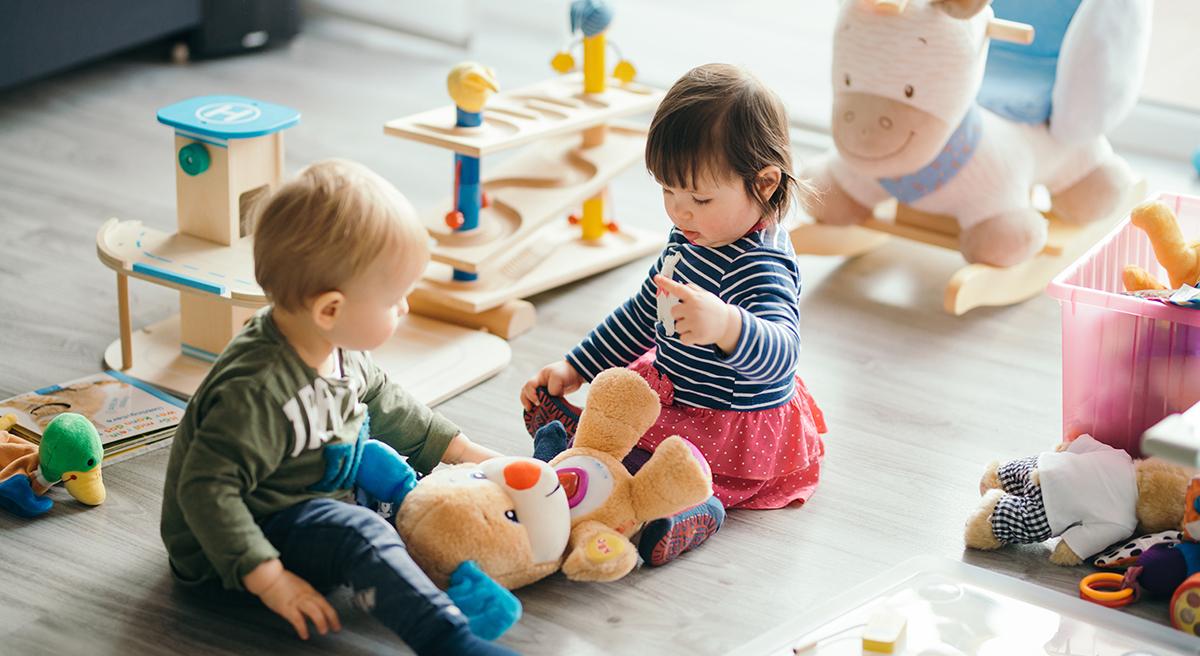 ¿Sabías qué Los bebés no se desarrollan en soledad?