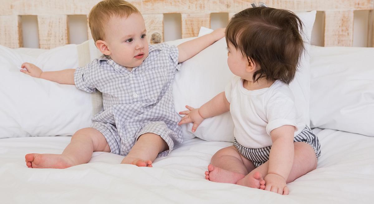 ¿Sabías que un bebé de 2 a 4 meses ya se comunica?