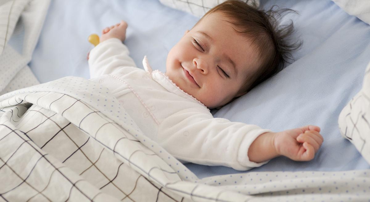 ¿Sabías qué? ¡Niños relajados, buen dormir!