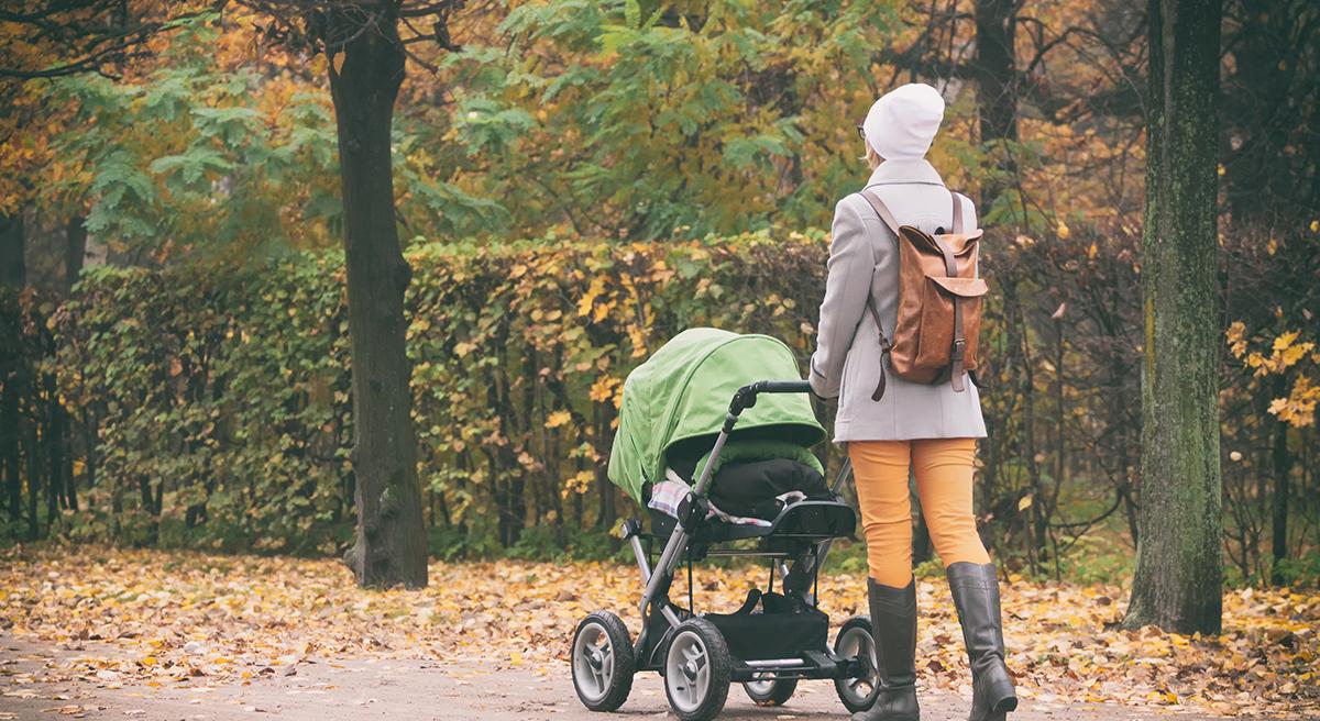 ¿Sabías que un paseo durante el día es fundamental para el buen dormir de tu hijo?